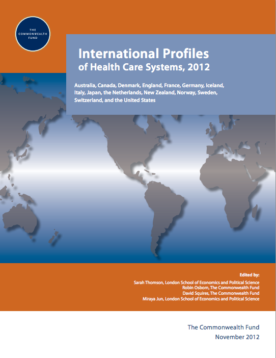 Learn About International Profiles of Health Care Systems in
