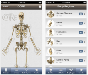 Clinically Relevant CORE Clinical ORthopedic Exam Update