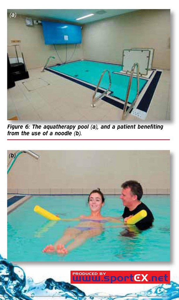 analysis and description of aquatic therapy Project description aquatic therapy what is aquatic therapy aquatic therapy entails the use of a pool environment to carry out physical rehabilitation programs.