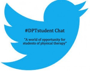 The #DPTstudent chat celebrates 1 year of proactive conversation among students of physical therapy