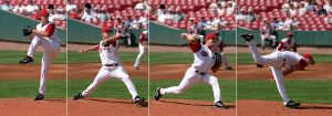 Shoulder Stretching Intervention Reduces the Incidence of Shoulder and Elbow Injuries in High School Baseball Players