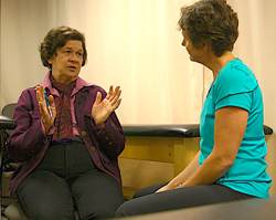 Shirley Sahrmann Discuss Her Career in Physical Therapy