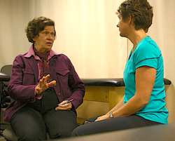Shirley Sahrmann on the Future of Physical Therapy/Physiotherapy