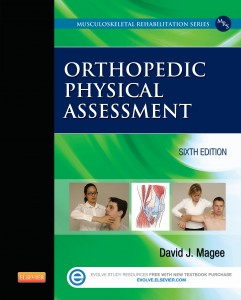 Orthopedic Physical Assessment by Magee