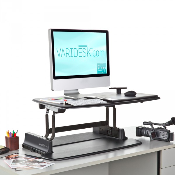 Varidesk - a review of using a standing desk