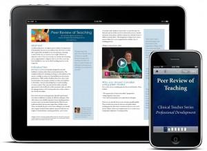Clinical Teacher: the app for better teaching practice.