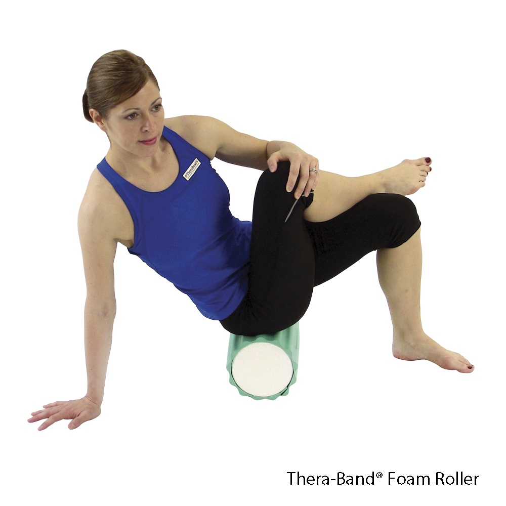 Self-myofascial release (SMR or SMFR) with a Foam Roller