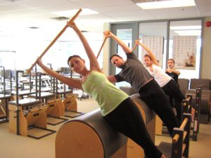 Efficacy of core muscle strengthening exercise in chronic low back pain patients.