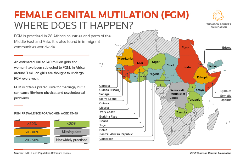 Essay on female genital mutilation