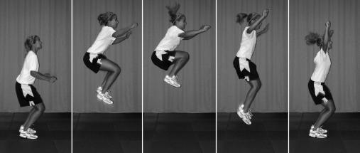 Jump Landing: How we move matters!
