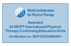 Amputee Course Accredited by the WCPT