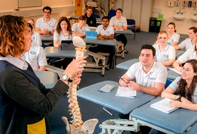 Physical Therapy best subjects to study in college