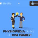 canadian physiotherapy association physiopedia partnership