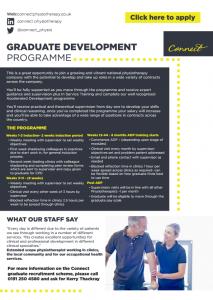 Graduate Development programme