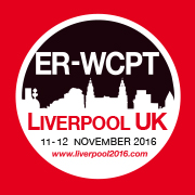 Join us for fun and games at ER-WCPT in Liverpool!