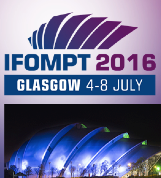 IFOMPT 2016 - One month to go!
