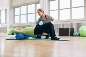 Long-term effects of a high-intensity exercise program in nursing home residents with dementia