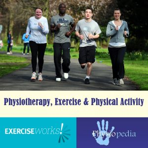 Register today! FREE course on exercise and physical activity