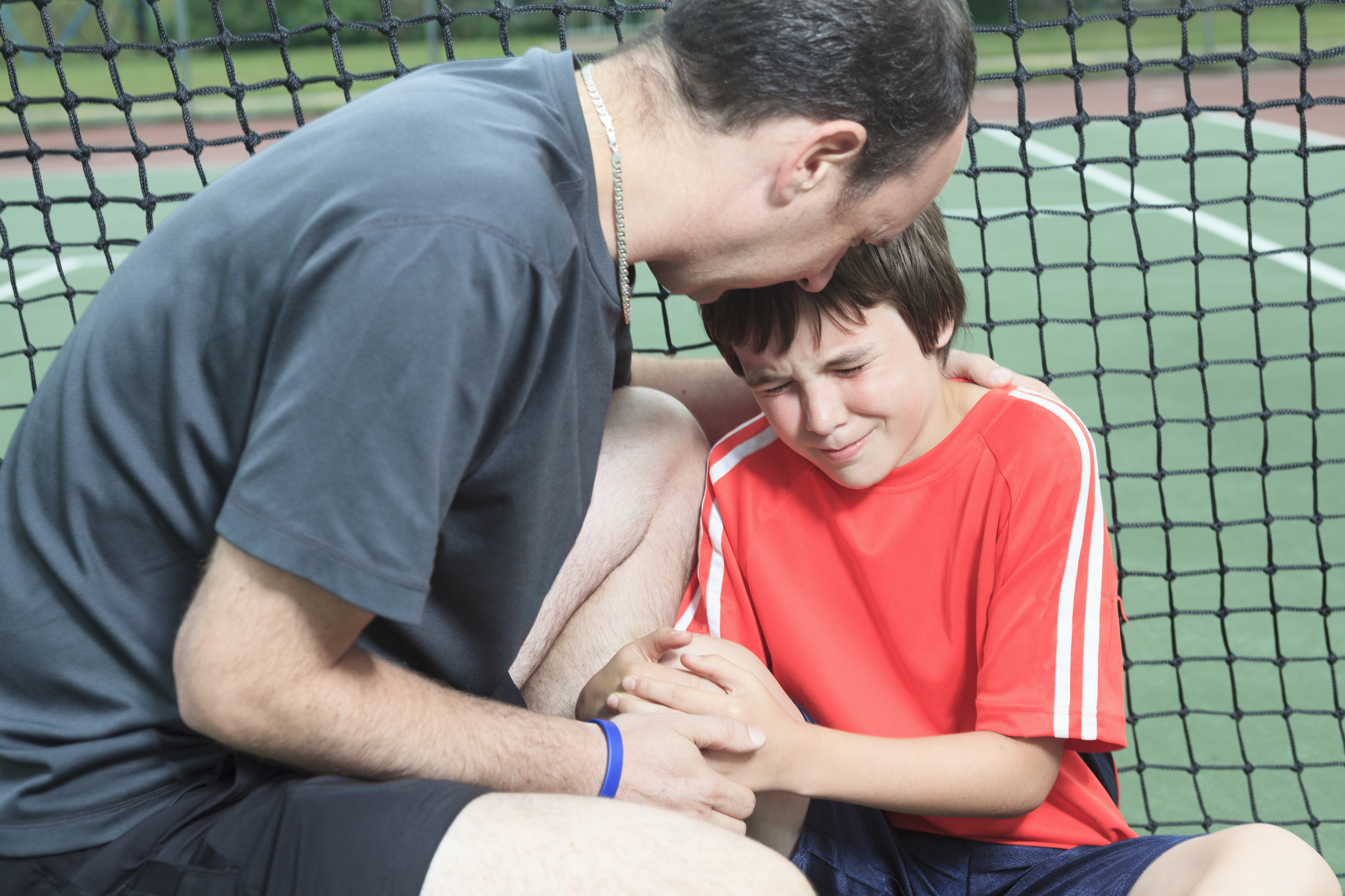 Treating youth in pain