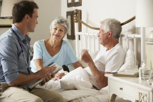 Comfort experience in palliative care: a phenomenological study.