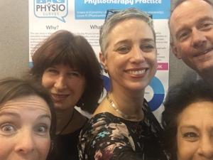Big Physio Survey an Update