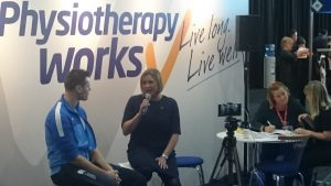 The Physio Matters Podcast - Live at ER-WCPT