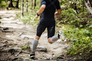Is There Evidence that Runners can Benefit from Wearing Compression Clothing?