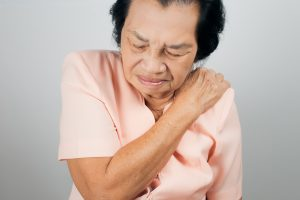 Risk stratification of patients with shoulder pain seen in physical therapy practice.