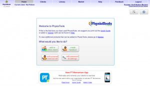 Create exercise programmes with PhysioTools in Physiopedia Plus!