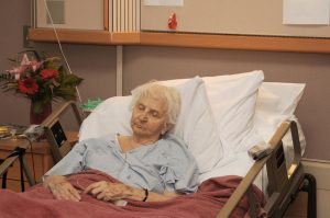 Physical Performance Impairments and Limitations Among Hospitalized Frail Older Adults.