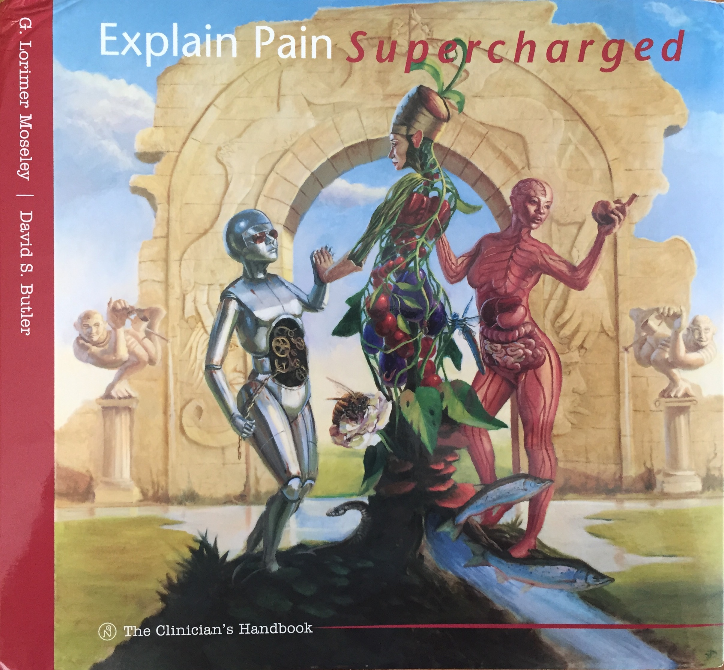 Book Review: Explain Pain Supercharged