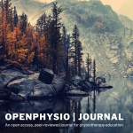 open physiotherapy and physical therapy journal