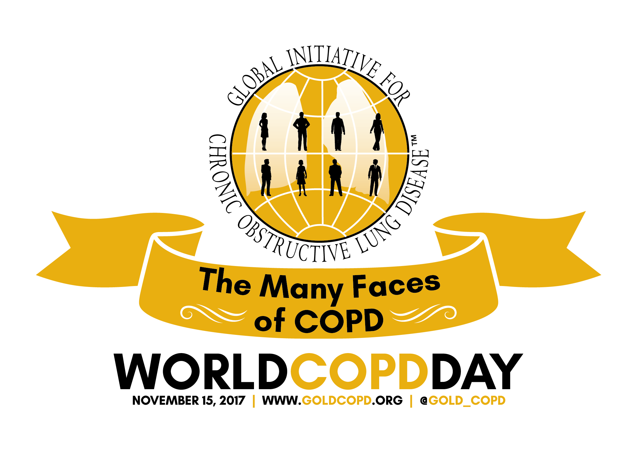 COPD Day Logo