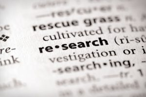 Dictionary Series - Science: Research
