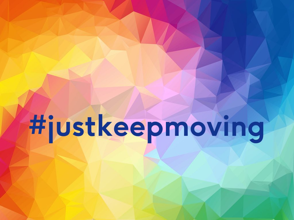 physiopedia just keep moving campaign