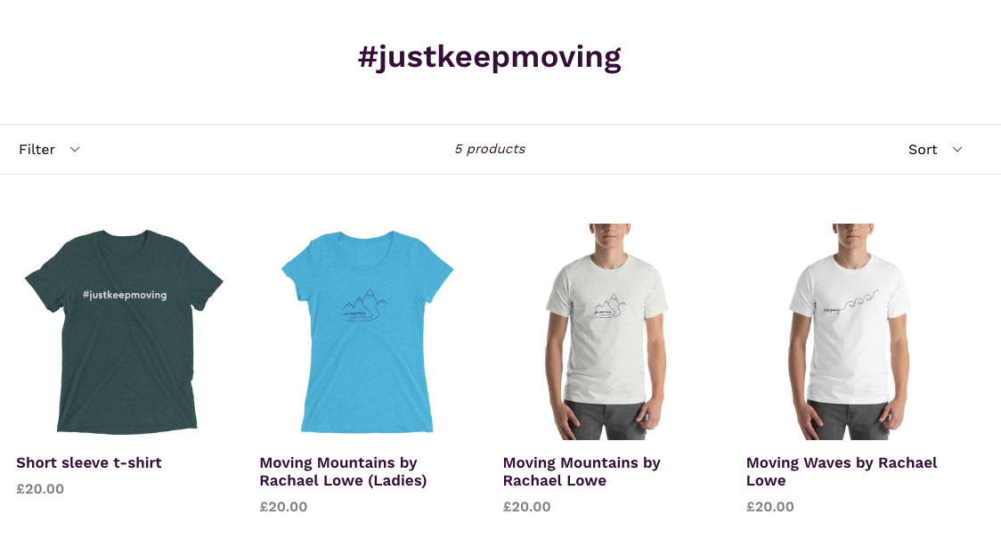 #justkeepmoving with Physiopedia and WHO