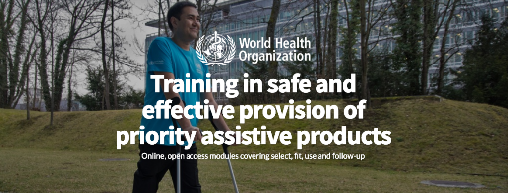 physiopedia collaborating with the world health organisation