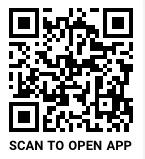 Physiopedia at WCPT 2019 app QR code