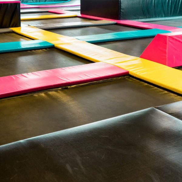 Rebound Therapy - trampolines