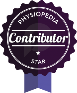Physiopedia top contributor