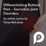 Differentiating Hip and sacroiliac pain