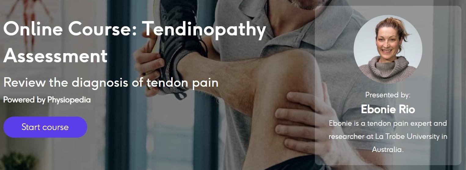tendinopathy assessment