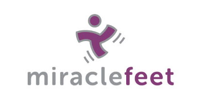 Miracle Feet - logo