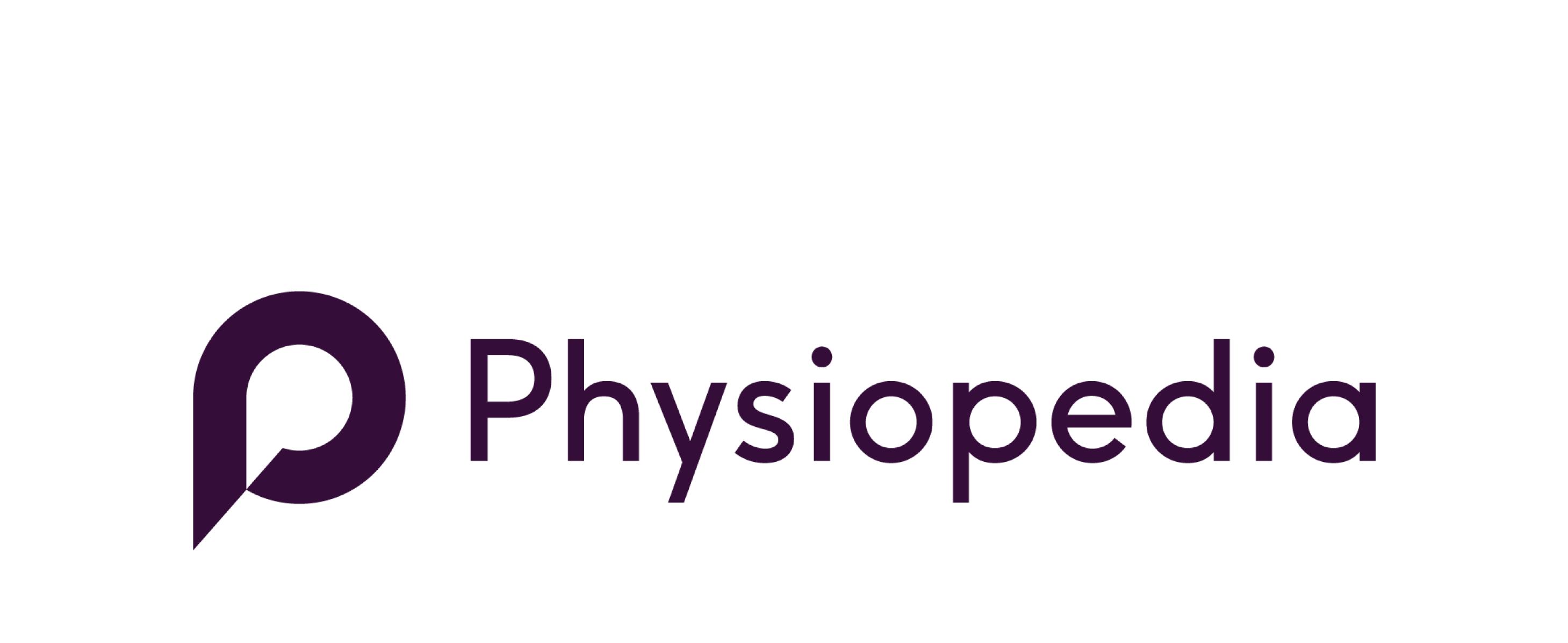 Physiopedia - logo