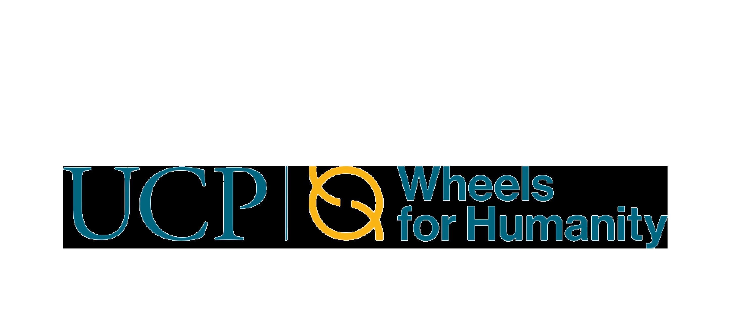 UCP Wheels for Humanity - logo