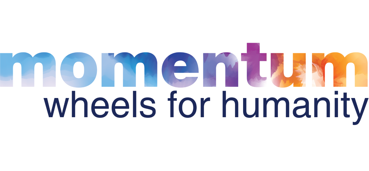 Momentum Wheels for Humanity - logo
